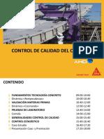 01. Fundamentos Tecnología de Concreto