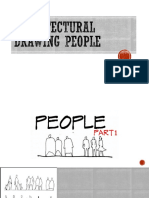 Architectural Drawing People