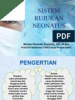 Sistem Rujukan Neonatus