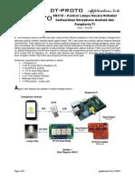 Raspberry Kontrol Lamp