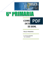 Comun Integ III Bim