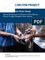 Cold Chain Study Indonesia