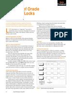 Internal Locks