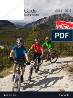MountainGuide en Final 2014 Jasper y Banff
