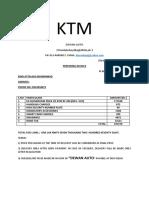 KTM RC-200