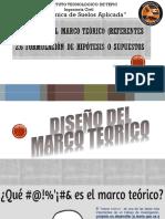 2.5-2.6 Marco Teorico e Hipotesis