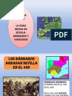 Presentación 4 Bárbaros y Visigodos en Hispalis