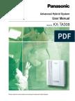 Panasonic PABX308
