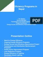 Energy Efficiency Nepal