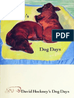 David Hockney's Dog Days (Art eBook)