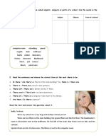 57292819 Teste de Ingles School Subjects Esl 170527103924