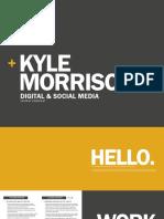 Kyle Morrison Portfolio