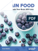 Special Report Brain Superfoods