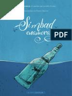 Simbad enamorado, de Xesús Franco (el marino que perdió el mar)
