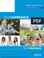 13-14 Abbott India Annual Report