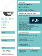 Light Blue and Grey Modern Resume (2)
