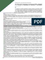 Ordin 837 Din 2014 Organizarea Si Functionarea SUMAL