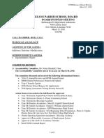 Opsb Board Business Meeting Agenda 3.15.16.Opt2