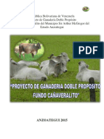 proyecto ganadero 001
