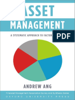Asset Management by Andrew Ang