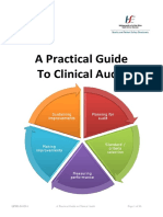 Practical Guide Clinical Audit