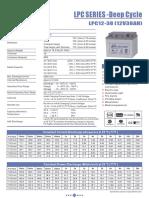 Lpc12-38 Spec Sheet