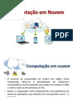 Introdução a Computação em Nuvem