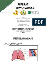 radiologi pneumotorax