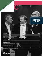 DOC No. 20 - Revista de la Orquesta y Coro Nacionales de España (octubre de 2012)