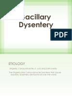 Bacillary Dysentery
