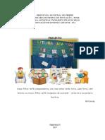 projeto de leitura para EJA