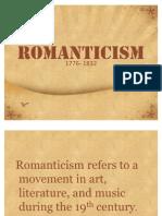 35037755 Romanticism