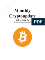 Cryptoupdate May