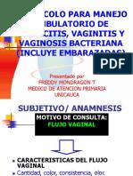 Cervicitis y Vaginosis(2)
