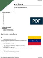 PROVERBIOS VENEZOLANOS.pdf