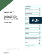 Manual P270 s