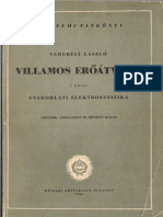 Verebély Villamos Erőátvitel 1.