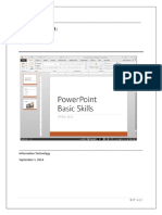 PowerPoint2013 Basic