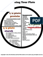 Balanced Plate