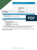 SOP- Veterinary Medicines - Website