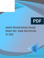 Sample_Global Thermal Energy Storage Market Size, Status and Forecast to 2025