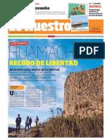 Huamachuco, recodo de libertad