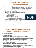 Chapter 3 Direct Capital Value Comparison