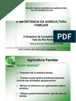 Agicultura Familiar Na Producao-fetag