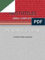 aristoteles introducao geral