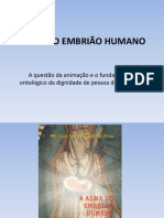 A alma do embriao humano - metafisica Aristoteles.pdf
