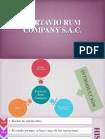 Cartavio Rum Company.pptx
