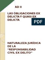 Ppt 2 - Obligaciones Ex Delicto
