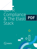 White Paper Elastic Gdpr Compliance and the Elastic Stack
