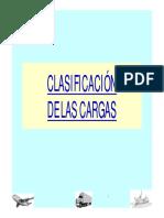 01 Clasificacion Cargas